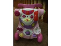 Play and ride walker