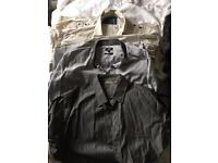 6 Men's Large Shirts New and used.