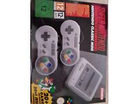 Brand New Nintendo Classic Mini Entertainment System. 20+1 games pre-installed