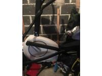 Bodymax elliptical cross trainer