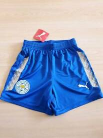 Brand New With Tag On 9-10 Years Lcfc Shorts