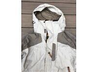 Bonfire Ladies Snowboard jacket. Fusion series - 10. Size small.