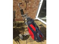 Golf Clubs - Full Set - Suitable for someone 6 feet 1 inch to 6 feet 3 inches