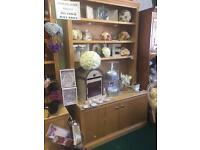 Stunning Vintage Wooden Display Units (shop closing)