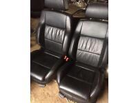Vw Bora Mk4 golf leather interior & door cards