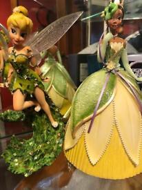 Disney Showcase Tiana / Tinkerbell £29