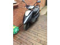 Yamaha vity 2010reg. Low miles. FSH