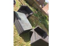 Ratton garden set