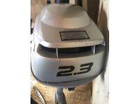 HONDA 2.3 Outboard motor for Boat Dinghy Tender