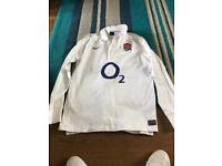 Nike England rugby shirt