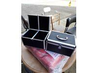 Vanity Case. Make up storage