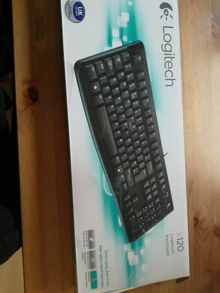 Logitech K120 Keyboard In Stratford London Gumtree Usb