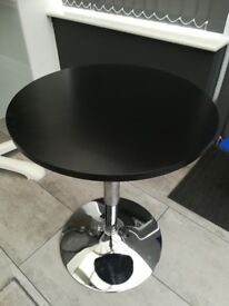 Gas lift bar/bistro 2 seater table
