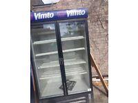 VIMTO DRINK FRIDGE DOUBLLE DOOR