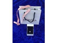 Pandora dazzling daisy ring size 54