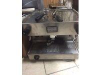 COMERCIAL Coffe machine visacrem SINGLE GROUP