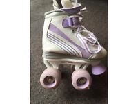 Children's all in one skates