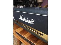 Marshall jcm 900 amp