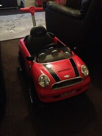 Toy red mini car for sale £25
