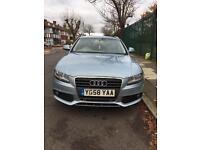 Audi a4 estate (190 bhp)