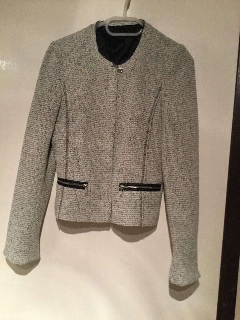 Zara Woman, Ladies Jacket, Worn Once, Excellent Condition