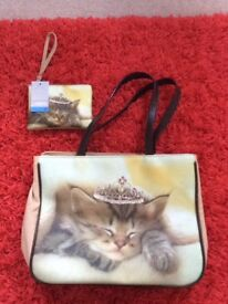 Oasis Handbag and purse set