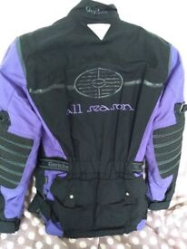 Hein Gericke all season Motorbike Jacket (M)