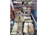 Yellow stock London Bricks