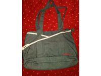 Samsonite Denim Baby Changing Bag