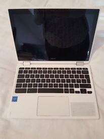"Acer Chromebook R11 CB3-111-C8UB 11.6"" White"