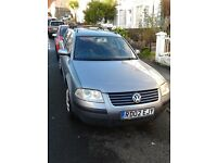 Vw passat estate 1.9 tdi auto