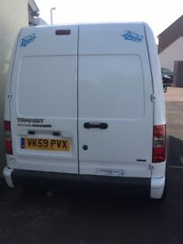 FORD TRANSIT CONNECT T230/90 LWB HI/TOP