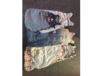 Baby sleeping bag bundle