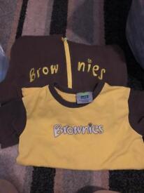 Brownies uniform