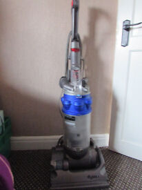 Dyson DC14 Allergy Vacuum Cleaner - For Spares or Repairs - with HEPA Filter & all attachments