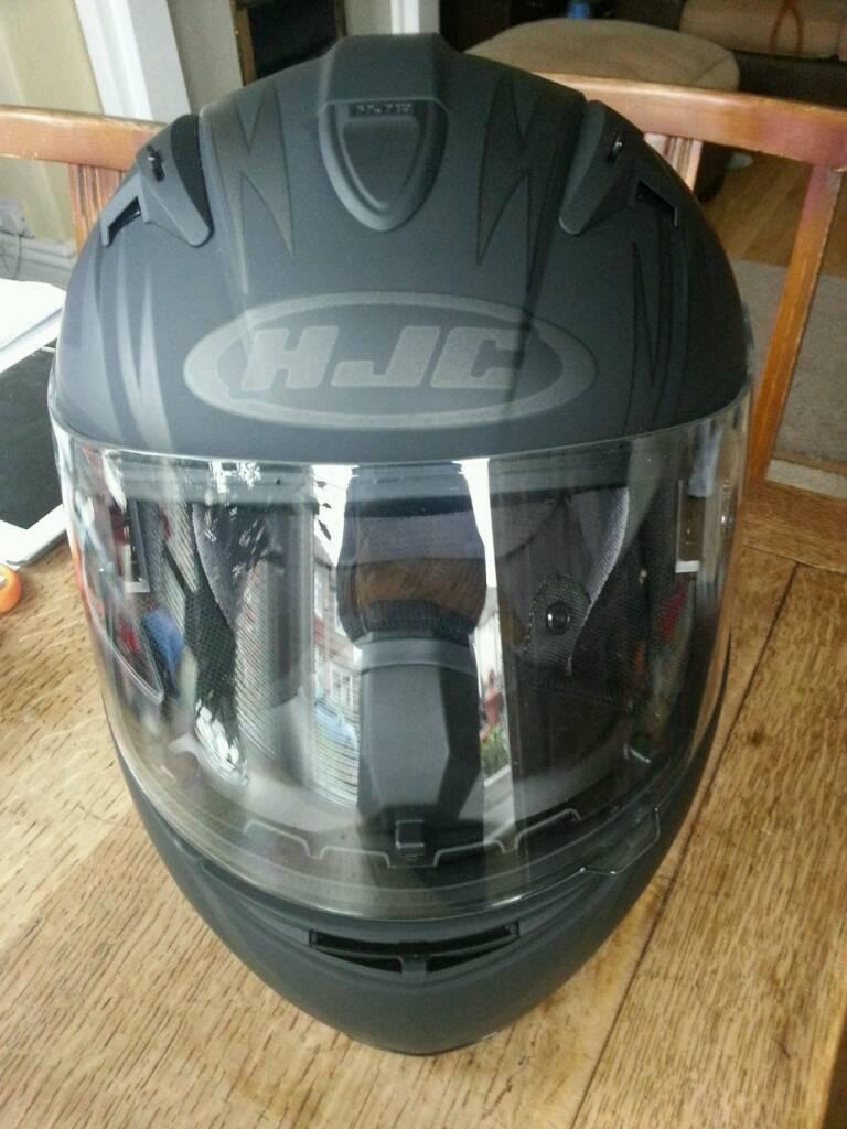 HJC Bikers Helmet.