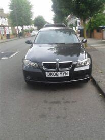 BMW 3 SERIES 320i 56K MILES 2008 4DR