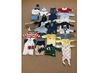 Boys Baby Clothes Bundle 0-3 months