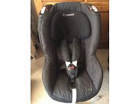 Maxi-cosi Tobi 9 months to 4 years (forward facing) car seat. Good condition