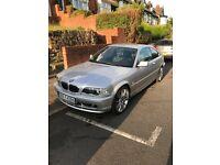 BMW e46 left hand drive