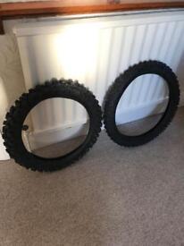 Motorcross tyres