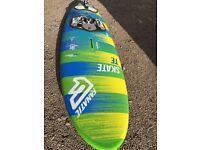 Fanatic skate 2016 team edition - great condition - 100L freestyle windsurf board - not RDD/taboo/JP