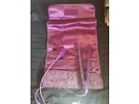 GHD Purple Hair Straightners