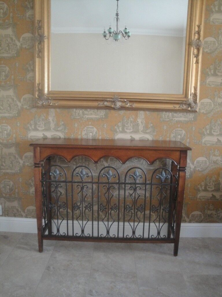 Bespoke Solid Wood French Chic Radiator Cover Console Table In Ipswich Suffolk Gumtree