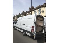 MAN AND VAN HOUSE REMOVAL SAME DAY DELIVERY CLEARANCE COLLECTION CARPENTER CHEAPEST PRICE RELOCATEON