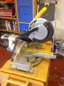 Dewalt 712-GB chop saw