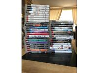 PS3, Wii, Xbox 360 ,pc, dvds games