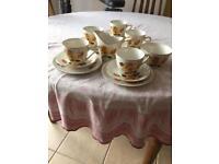 Ainsley tea set