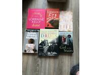 Assorted books £2 each buy 2 get one free !