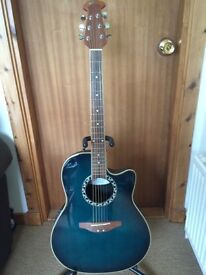 Ovation Applause electro-acoustic guitar